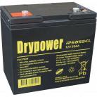 Drypower 12V 55Ah Sealed Lead Acid Battery