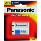 Panasonic 2CR5 Lithium Battery replaces DL245, EL2CR5, KL2CR