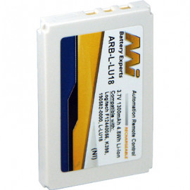 Logitech Harmony Battery 1000, Harmony 1100, Harmony 1100i, Squeezebox Duet Universal Remotes