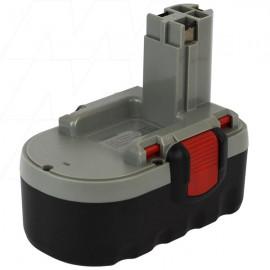 Bosch 18v,  BCBO-2607335266MH-BP1, 2607335266,  2607335278, 2610909020, BAT025, BAT026