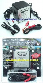 12v Battery Fighter 4 Stage 1.25A