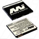 Battery for HTC / Telstra Velocity 4G