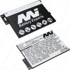 Battery for Amazon Kindle III eBook Reader