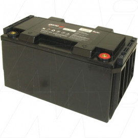 Genesis G12V70AH10EP Sealed Lead Acid Battery. Pure Lead EP Range