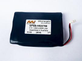 Micro300x 300x Sureshot Golf GPS replacement battery - micro300x, Genius G1