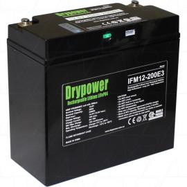 Drypower 12.8V 20Ah Lithium Iron Phosphate (LiFePO4)