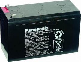 Panasonic 12v 7.2Ah, LC-R127R2PU, LC-R127R2P