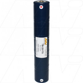 Rechargeable High Capacity NiMH Torch Battery for SL20 suitable for Streamlight, Maglite, Magcharger Torches