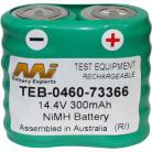 Battery for Hunting Highvolt Check It MkII insulation tester