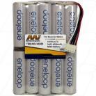 Battery replaces Nova4AH in Nova5000 data logger