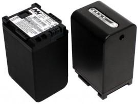 Canon Battery HF10, HF11, HF20, HF100, HF200, HFS10, HG20, HG21, iVIS HF10, iVIS HF100, VIXIA HF10, VIXIA HF100