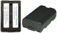 Panasonic 850mAh, CGR-D120, VSB0418, CGR-D08A, CGR-D210, CGR-D220, CGR-D320, CGP-D28A, CGP-D28A/1B,